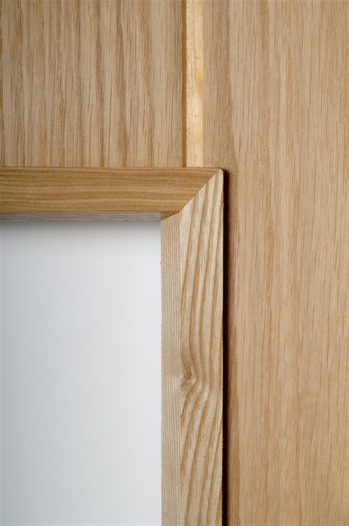 Deanta Unfinished Fd30 Oak Galway Unglazed Door